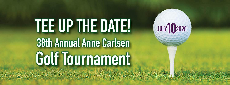 38th Annual Anne Carlsen Golf Tournament in Jamestown, ND