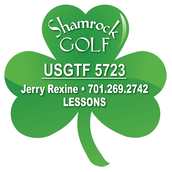 Shamrock Golf logo web