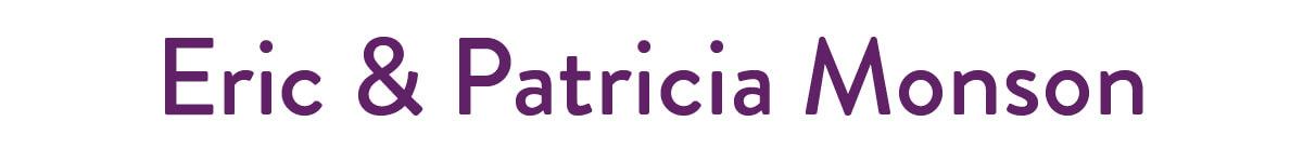 Eric & Patricia Monson Logo