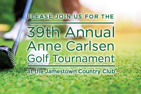 Golf Website Event Art