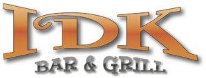 IDK Bar and Grill Logo J8866 C12643 2 copy