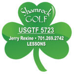 Shamrock Golf 2017 - 18x24