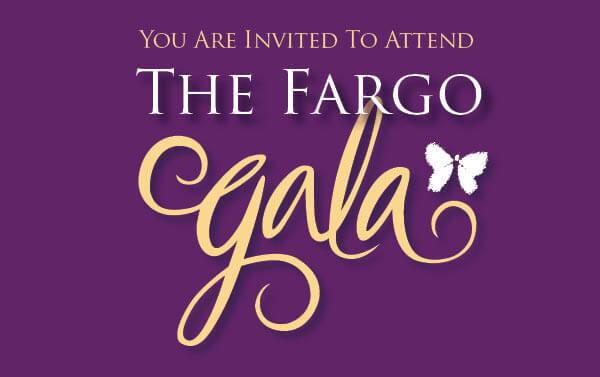 Gala event website art